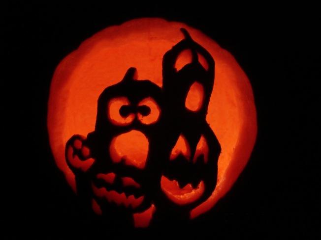 Halloween 2006 - Bunch o' Pumpkins