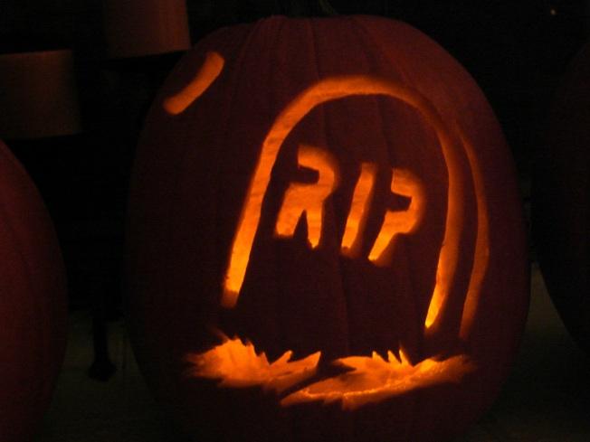 Halloween 2009 - RIP