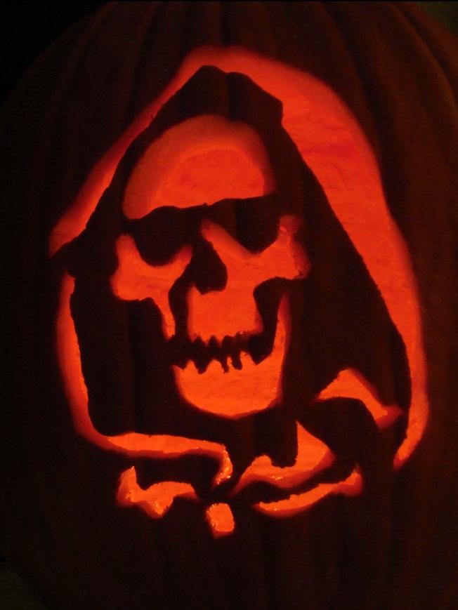 Halloween 2010 - Grim Reaper