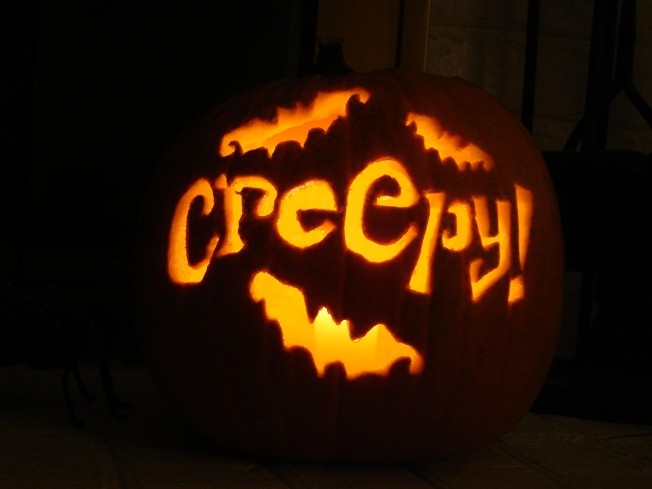 Halloween 2011 - Creepy