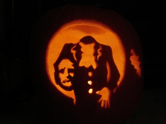 Halloween 2011 - Headless