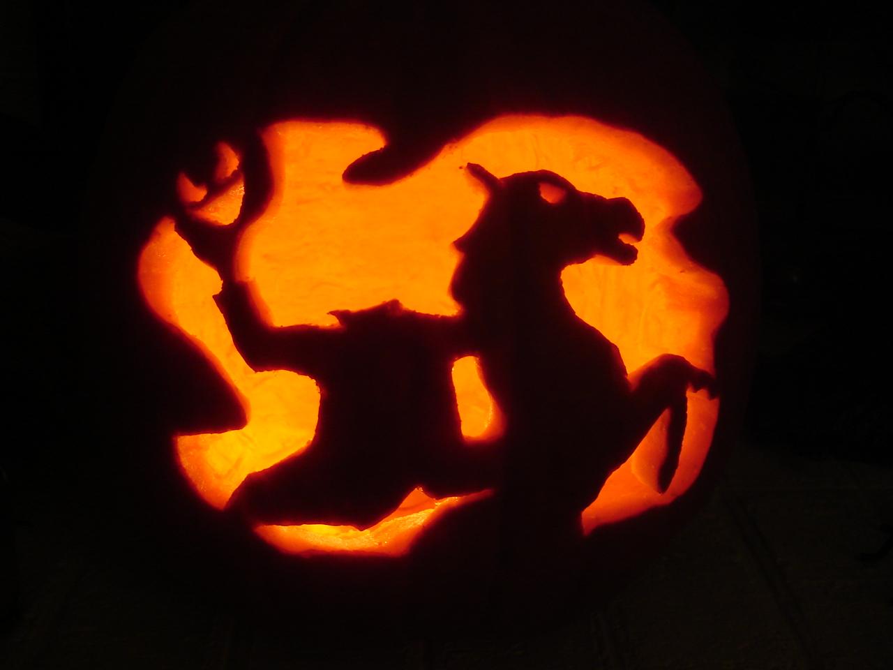 Pumpkin Carving | anyonecantakeapicture