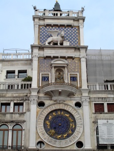 Clock Tower St. Mark's Square