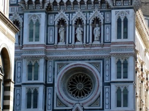 Florence Cathedral window
