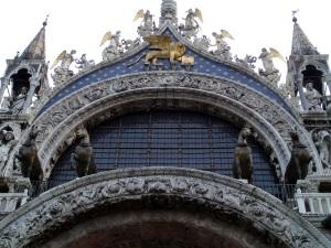 Greek Horses St. Marks Venice Italy