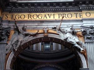 Inside St. Peter's 1