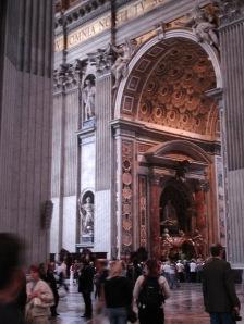 Inside St. Peter's 2