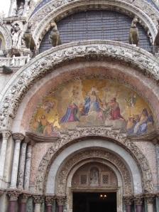 St. Mark's exterior Venice Italy