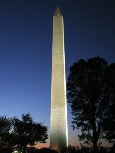 7.3.10 DC Washington Monument at night
