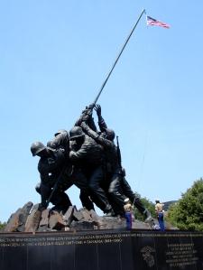 7.4.08 DC Iwo Jima1