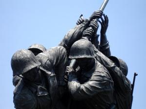 7.4.08 DC Iwo Jima2