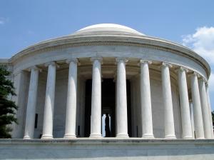 7.4.08 DC Jefferson Monument