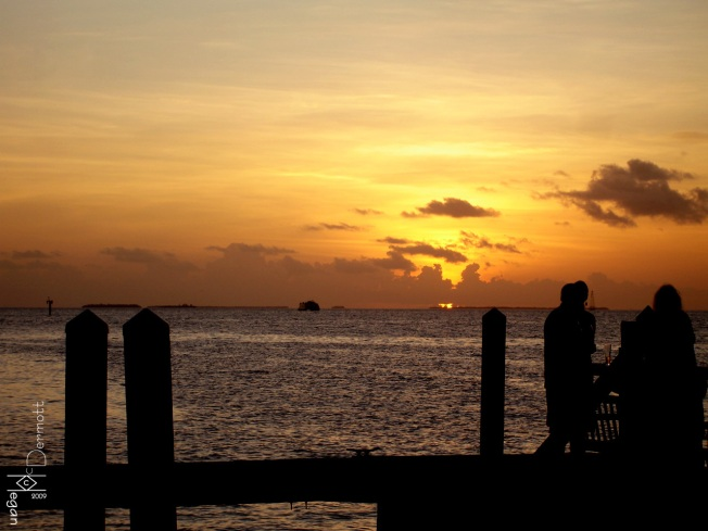 sunset pier party mcm