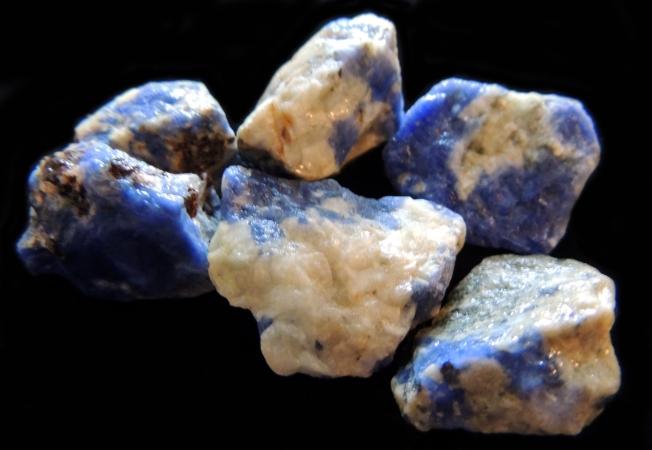 Sodalite group 1